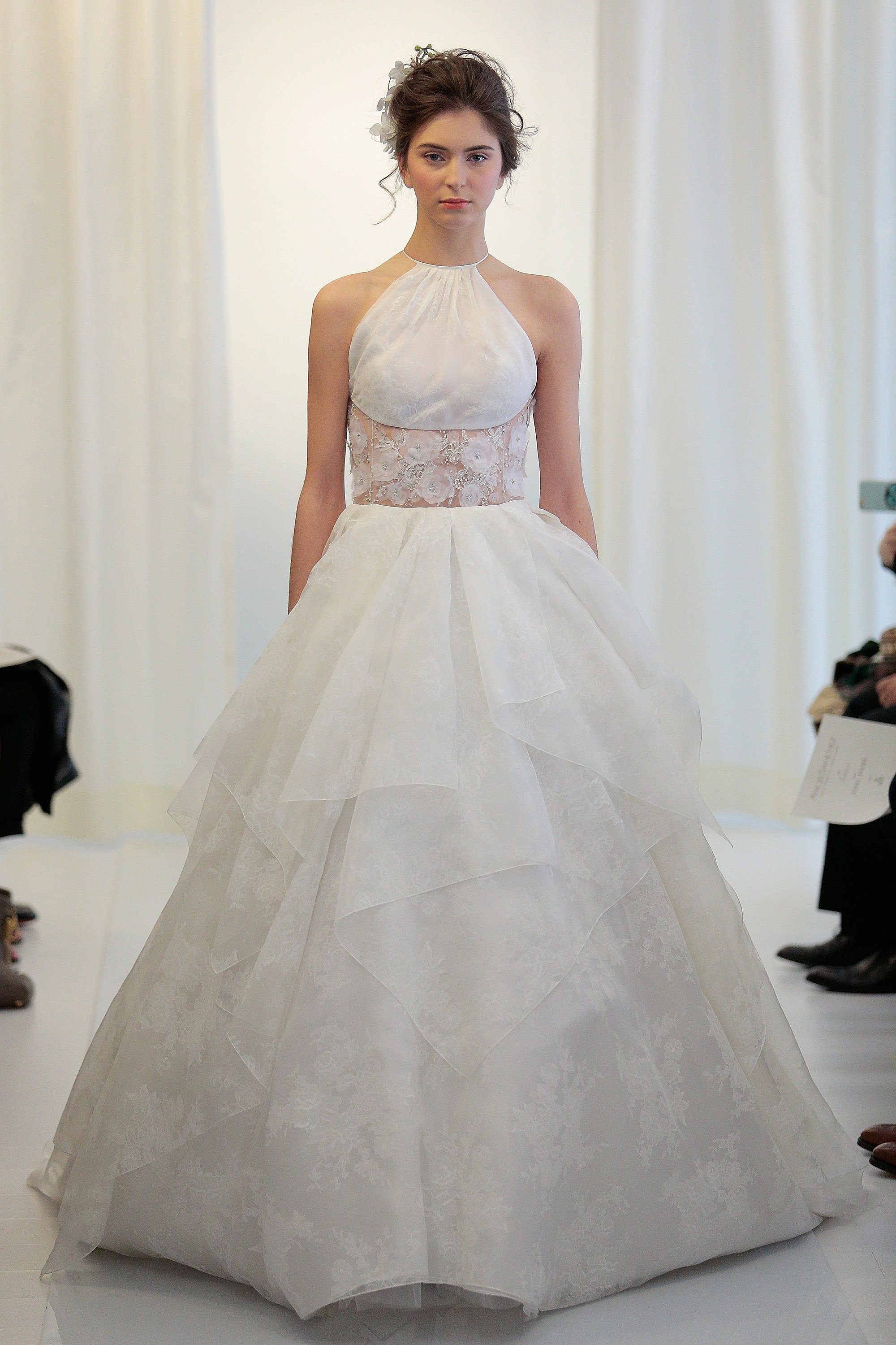 Collection angel sanchez spring 2016 5 bridal trends to know if you