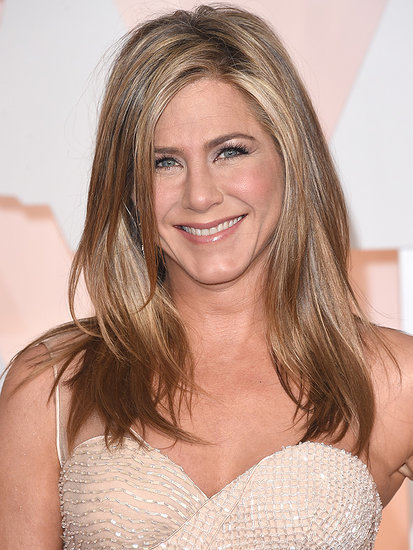 Jennifer Aniston: I Test Hair Products on My Friends Like They're Barbie Dolls