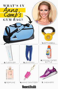 How <em>Pitch Perfect 2</em>'s Anna Camp Gets in Her Workout Zone