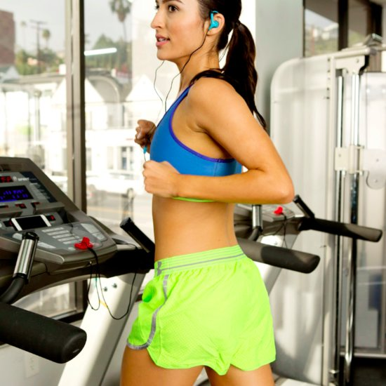 25-Minute Treadmill Interval Workout