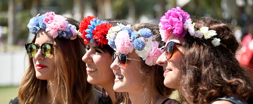 Beyoncé Is Not Here For Your Coachella Flower Crown