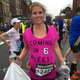 Runner Finishes Boston Marathon at 34 Weeks Pregnant