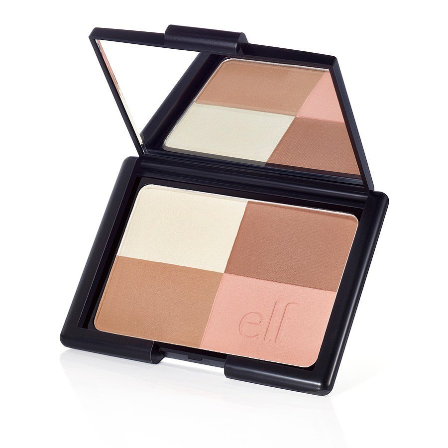 Not looking to break the bank? E.l.f.'s Studio Bronzer ($3) is the cheapest of the bunch. Plus, its four shades make it perfect for highlighting, bronzing, and contouring.