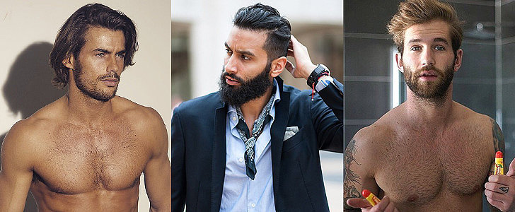 41 Bearded Men So Hot, They Will Melt Your Computer Screen