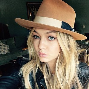 Celebrity Beauty: Model Gigi Hadid Hair Makeup Eyes