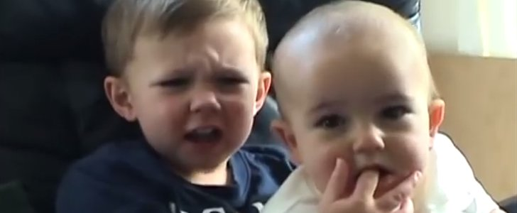 "Wait Until You See What the Boys From the ""Charlie Bit My Finger"" Video Look Like Now!"