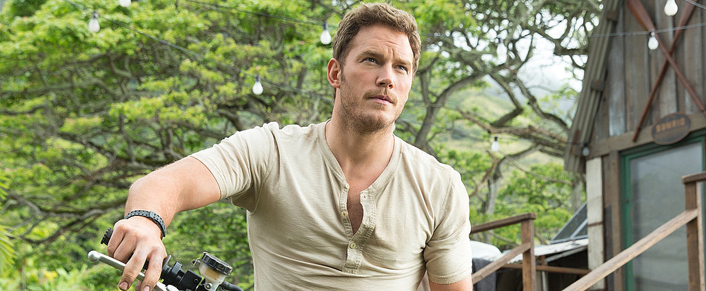 Chris Pratt and His Tight T-Shirt Are Going to Make You Swoon