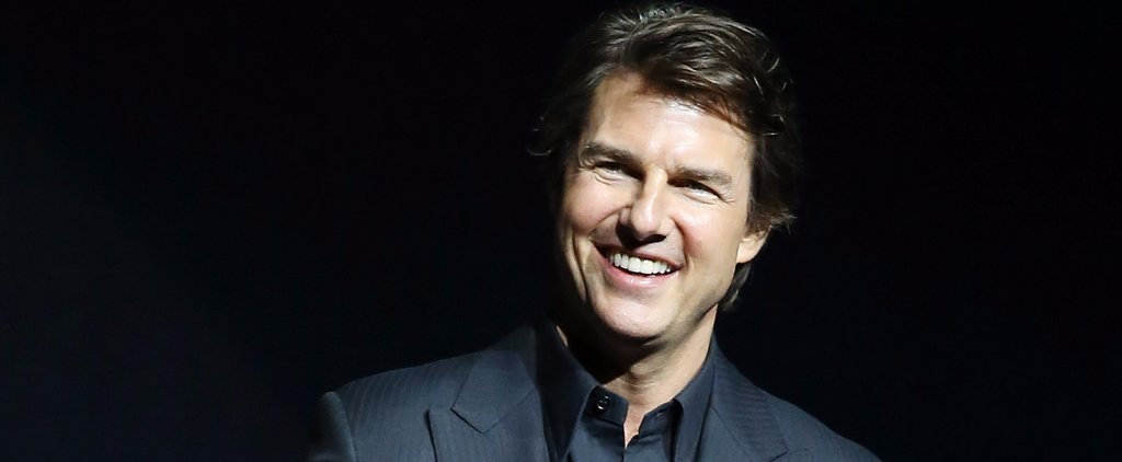 Tom Cruise Makes an Appearance at CinemaCon