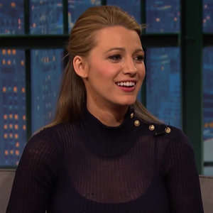 Blake Lively's Embarrassing Barack Obama Story