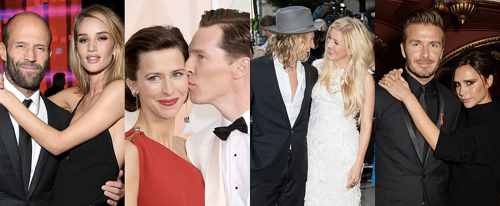 The British Celeb Couples Who Make Us Believe in Love