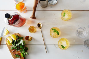The Derby Drink to One-Up Your Juleps
