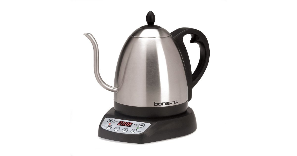 America S Test Kitchen Electric Tea Kettle