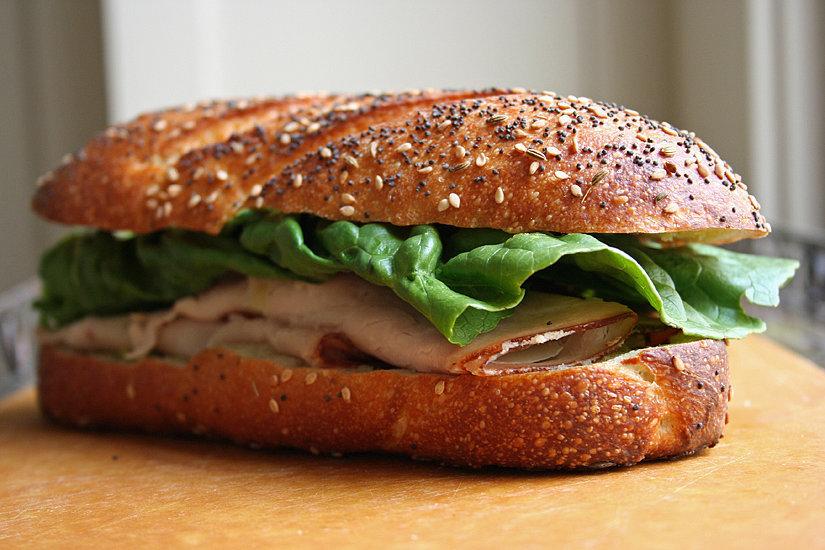 Road-Trip-Friendly Sandwich