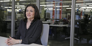Sheryl Sandberg: 'As A Woman Gets More Successful.. She Is Less Liked'