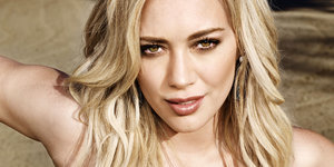 Hilary Duff Isn't Falling For The Pressure To Be Perfect