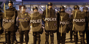 Baltimore Police Beat Journalist During Protest (GRAPHIC VIDEO)