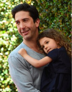 David Schwimmer & His Benefit Beauty
