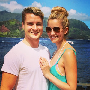Charlie White Marries Tanith Belbin