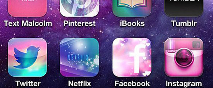 Customize Your iPhone Homescreen With These Sweet Apps