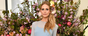 Lottie Moss and Poppy Delvingne Look Blooming Lovely at the Blossom Ball