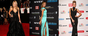 This is What Jennifer Hawkins Wore to Her First Ever Logie Awards . . .