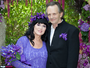 Heart Singer Ann Wilson Marries Dean Wetter