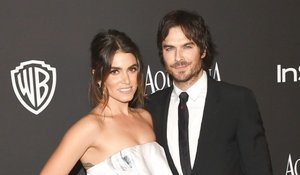 Nikki Reed & Ian Somerhalder Are Married – See The Pics!