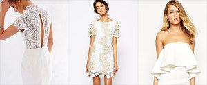 The 3 White Dresses You Need For Your Wedding Weekend