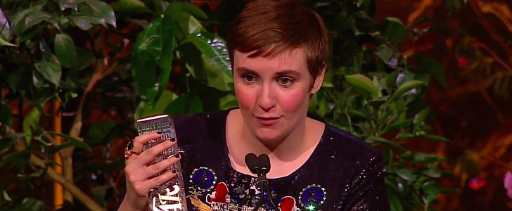 Lena Dunham Speaks About Her Own Experience With Sexual Assault