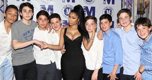 Nicki Minaj Hits the Bar Mitzvah Circuit
