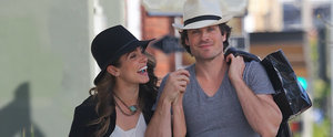 19 Snaps That Show Ian and Nikki Are Completely Head Over Heels For Each Other
