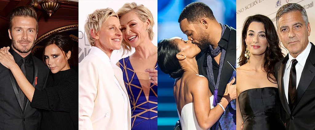These Celebrity Love Stories Are Right Out of a Fairy Tale