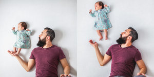 The Whimsical, Photoshop-Free Newborn Pictures You Have To See To Believe