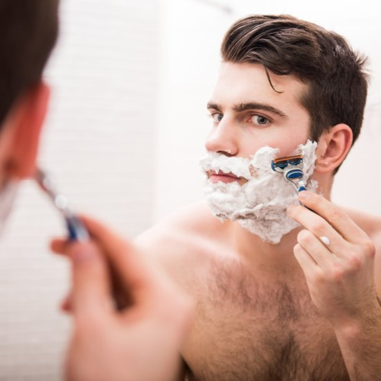 How to Shave With Acne
