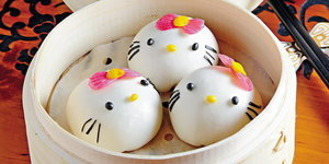 Hello Kitty Dim Sum Is Here, And It's Purrfect