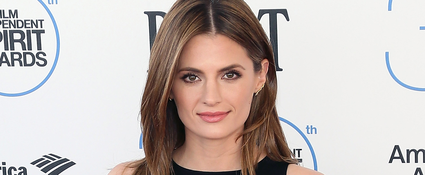 Castle Star Stana Katic Is Married!