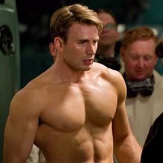 Captain America: We Salute You, Your Strength, and Your Hotness