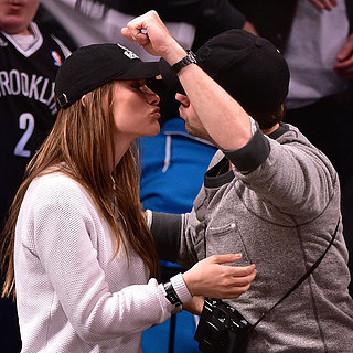 Olivia Wilde and Jason Sudeikis's Sexy PDA Is a Slam Dunk