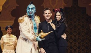 Rob Dyrdek's Proposal Is Like A Real Disney Fairytale [Photos]