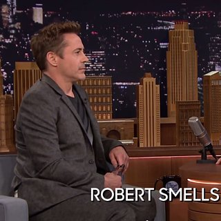 "Prepare to Feel Every Possible ""Emotion"" While Watching This Robert Downey Jr. Interview"