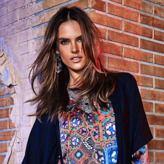 Alessandra Ambrosio For Dafiti's First Fashion Collection