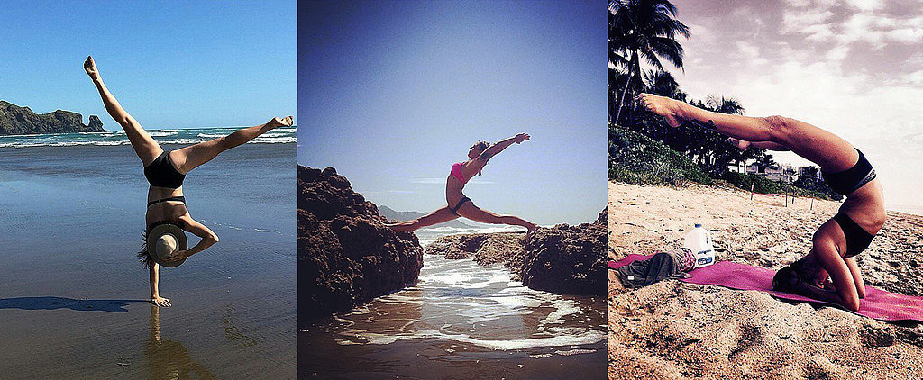 You Won't Believe What These Women's Bodies Can Do in the Sand