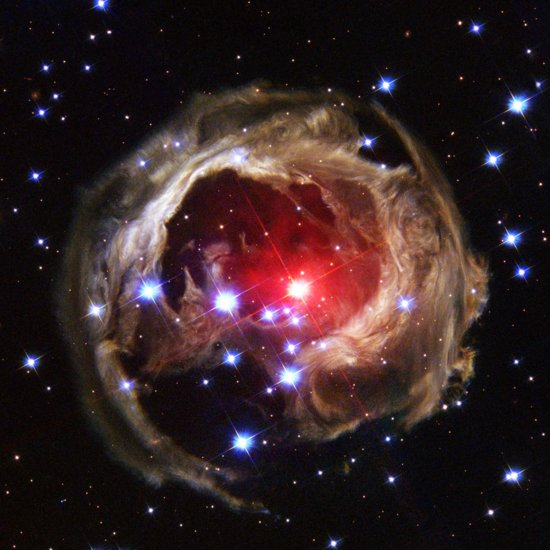 Picture of a Dying Star