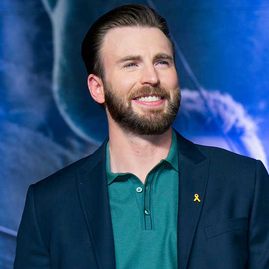 Chris Evans With a Beard | Pictures
