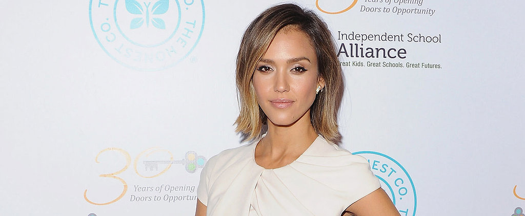 Jessica Alba Reveals That She Has a Tough Side
