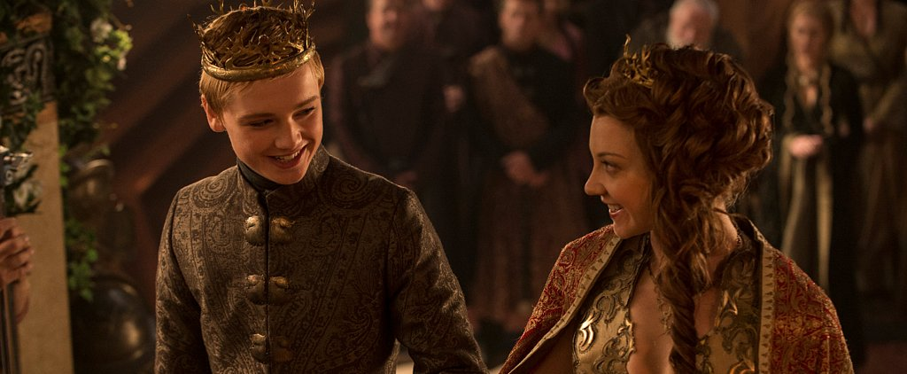 "Game of Thrones' Dean-Charles Chapman Calls Tommen's Sex Scene ""Disturbing"""