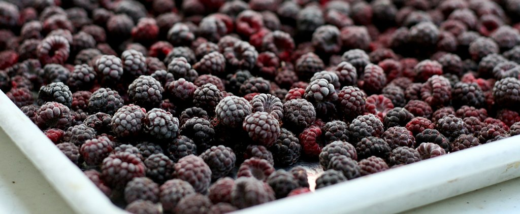 Save Yourself From $5 Bags of Frozen Berries With This Tip
