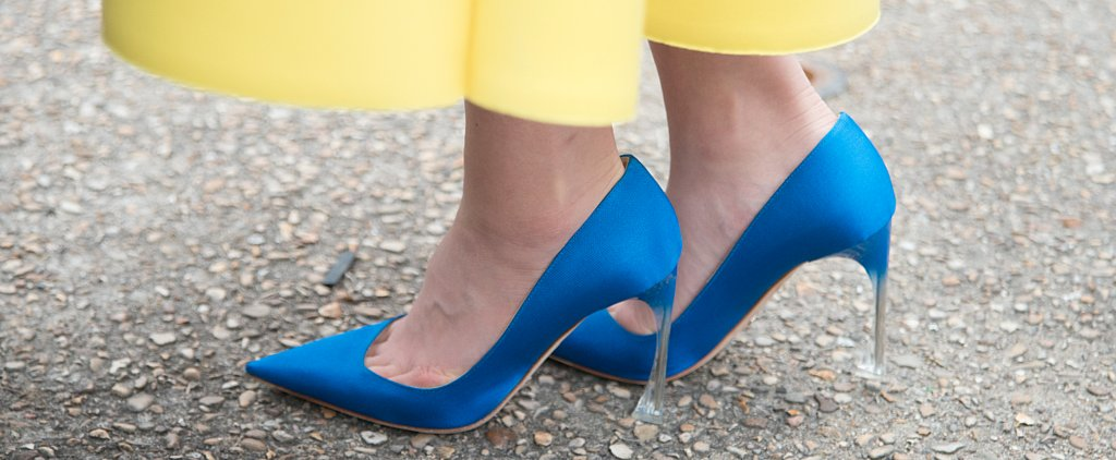 What to Wear With Your Colored Heels
