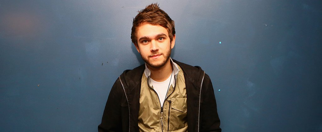 Zedd Hosted a Party at a Haunted Hotel