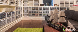 The Genius Way This Lego Fan Made Room For His 250,000-Piece Collection